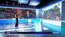 Discours devant le Congrès à Versailles : des réactions mitigées