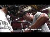 cicilio flores on lucas matthysse - EsNews Boxing