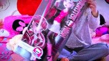 Monster High Dolls, + Frightfully Tall Ghouls. (Katie Stephanie Santos)