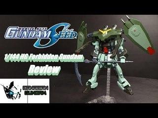 1/144 HG Forbidden Gundam (Remaster Ver) Review