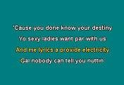 Sean Paul - Get busy (Karaoke)