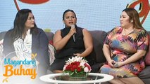 Magandang Buhay: When did Radha, Frenchie, and Bituin start singing?