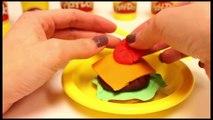 Chignon aliments français frites Comment faire faire jouer un soda à Il Ketchup hamburger hamburger Doh Doh