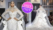 Sonam Kapoor Wears A Stunning Bridal Gown At Paris Fashion Week 2017 | Ralph & Russo Gown