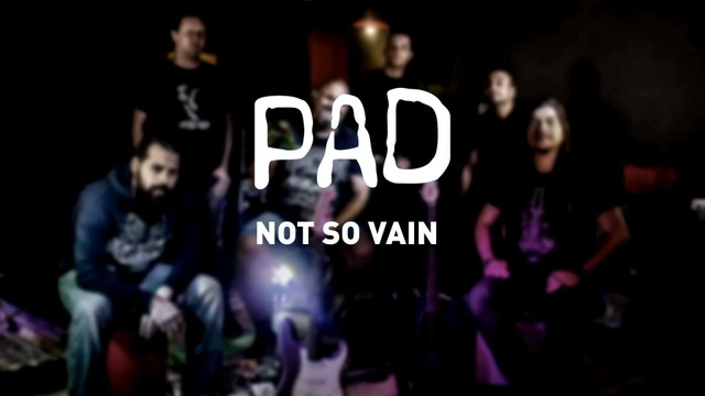 PAD - Not So Vain