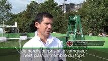 Wimbledon - Henman ne s'attend pas à une surprise