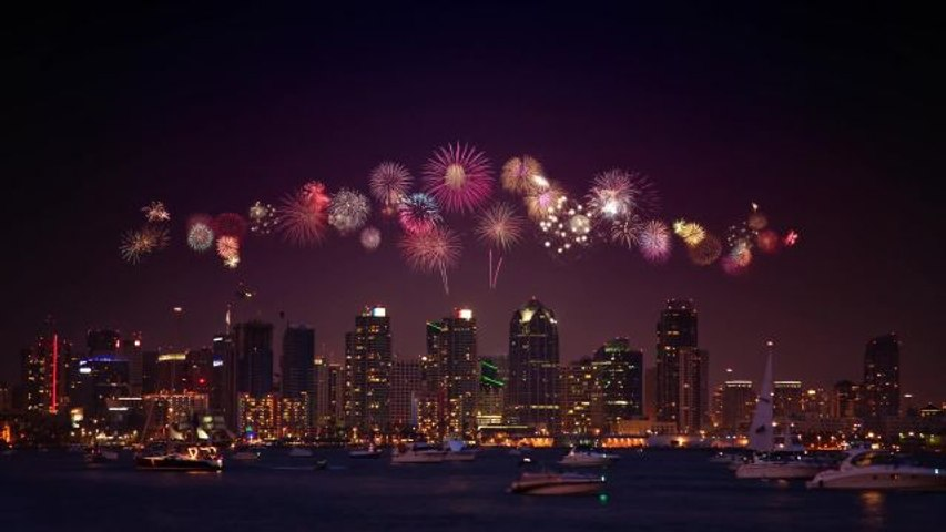 The Best 4th of July Fireworks in the USA