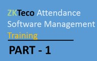 ZK Software installing ADMS Training Video BY Total IT - video