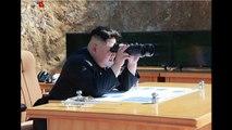 Coreia do Norte testa míssil intercontinental