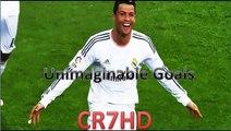 Cristiano Ronaldo ● Unimaginable Goals, Is He Human