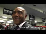 UKs spencer fearon roger mayweather told me i know boxing - EsNews Boxing