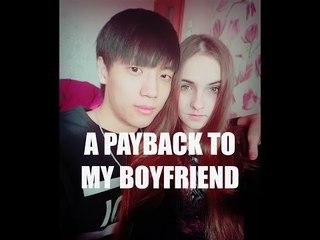 남자친구 메이크업! Makeup On My Korean Boyfriend! REVENGE
