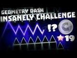 'INSANE Stereo Madness Challenges' 8) [#1] - Dorami   Geometry Dash [2.0]