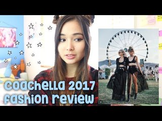 Reviewing Youtuber and Celeb Fashion at Coachella 2017!!