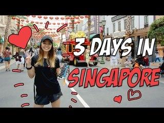 Inside the GOOGLE SINGAPORE OFFICE!   Heylinni Singapore Vlog ✈