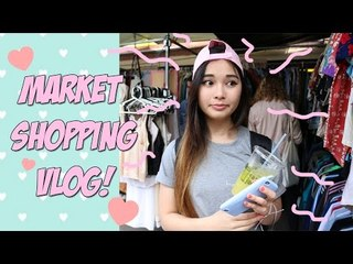 Going to the Markets + BARGAIN HAUL (Under $40!!)