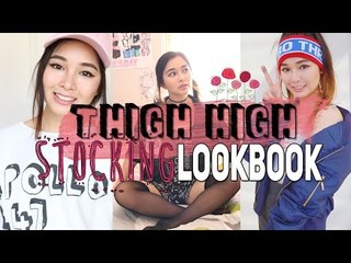 Thigh High Fashion Lookbook ♡