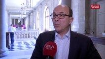 """André Gattolin s'exprime sur la réduction des parlementaires : """" Un casse-tête de calcul"""""""
