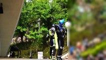 【仮面ライダーエグゼイド】 スペシャルショー 第10話 仮面ライダーフォーゼ メテオ スナイプ登場
