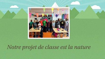 Présentation : Collège Jacqueline de Romilly au BlancMesnil