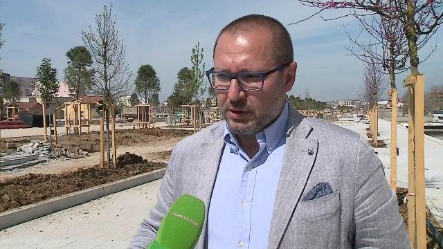 Bulevardi i ri i Tiranës, në qershor hapen 400 m e parë- Top Channel Albania - News - Lajme