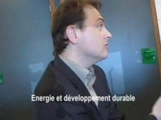 Joël de Rosnay - 2020 Les Scénarios du Futur - video 1/2