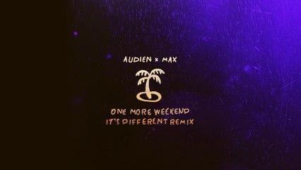 Audien - One More Weekend