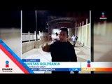 Taxistas golpean a usuarios de Uber | Noticias con Francisco Zea