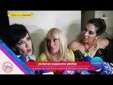 ¡Aquí no hay pleitos! Susana, Regina y Laura León aclaran rumores   Sale el Sol