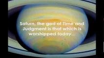 In The Beginning ~ El Saturn ~ Elohim ~ YHWH ~ Cube