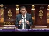 Réponse d'Olivier Faure au discours de politique générale d'Edouard Philippe