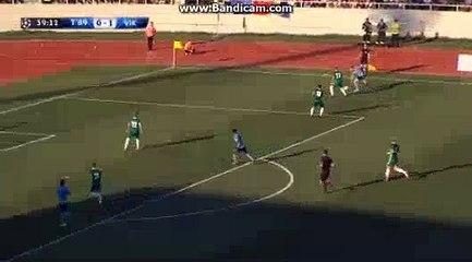Adeshina Lawal Goal HD - Trepca 89 0-2 Vikingur Gota - 04.07.2017 HD
