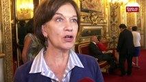 Discours de politique générale : Laurence Rossignol redoute des privatisations
