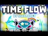 """Time Flow"" 100% COMPLETE (All Coins) By Sseonkols! [MEDIUM DEMON?] 