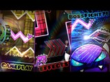 New Contents!! | DORA FOUND AN EPIC LEVEL?!! [#1] | Geometry Dash [2.1] - Dorami