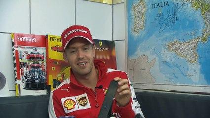 Sebastian Vettel - Zeit zum Feiern!