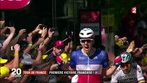 Tour de France : première victoire française !