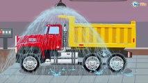 Camión y Autobús de viaje en la ciudad - Las ruedas del autobús - Episodios Completos para niños