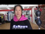 Punching In MMA Gloves vs Punching In Boxing Gloves  EsNews Boxing