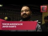 Javier Duarte acepta la extradición a México