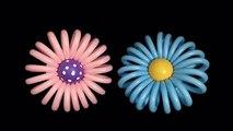 Bebé balón grandes cumpleaños Centro de mesa decoración Flor Niños fiesta ducha Idea de tutorial