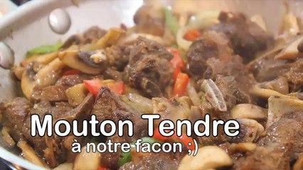 La recette parfaite du mouton tendre et goûteux !