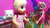 Vivant bébé faire jouets nouveau manège heure de poupée peter