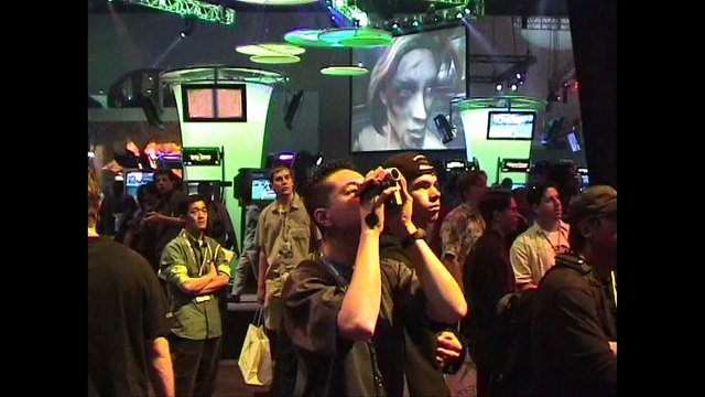 E3 2002 Video Tour - E3 Memories - E3 Expo