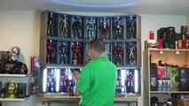Igor gets a home (Igor needs a home 2) Hot Toys Iron Man Mk 38 (Mark XXXVİ) 1/6 scale figu