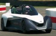 VÍDEO: ¿Sabes qué coche es este? Una pista: es Nissan y es eléctrico