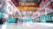 Robotic and data-driven intralogistics solutions by Swisslog with Hololens service concept