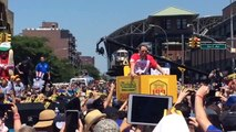 Joey Chestnut et ses hot-dog