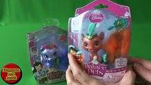 Palacio mascotas Niños para Disney desembalaje mascotas reales, princesas de ganado juguetes, etc.