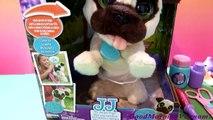 FurReal Friends JJ Dog - Jumping and Barking Pupy Toys/Chị Bí Đỏ Khám Bệnh Cho Chú Chó Con